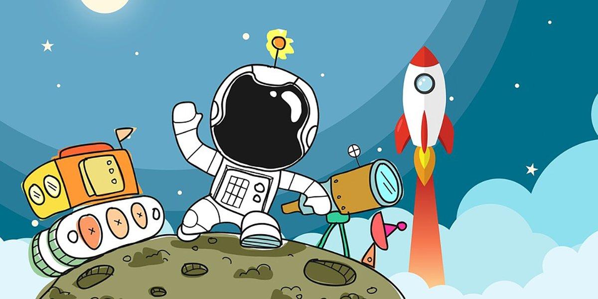 moje kosmiczne wakacje