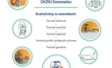 plakat Technikum
